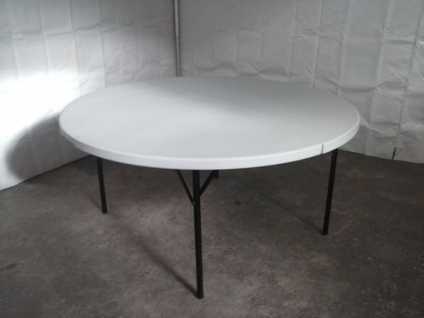 IDEES LOCATION - TABLE RONDE 150 CM