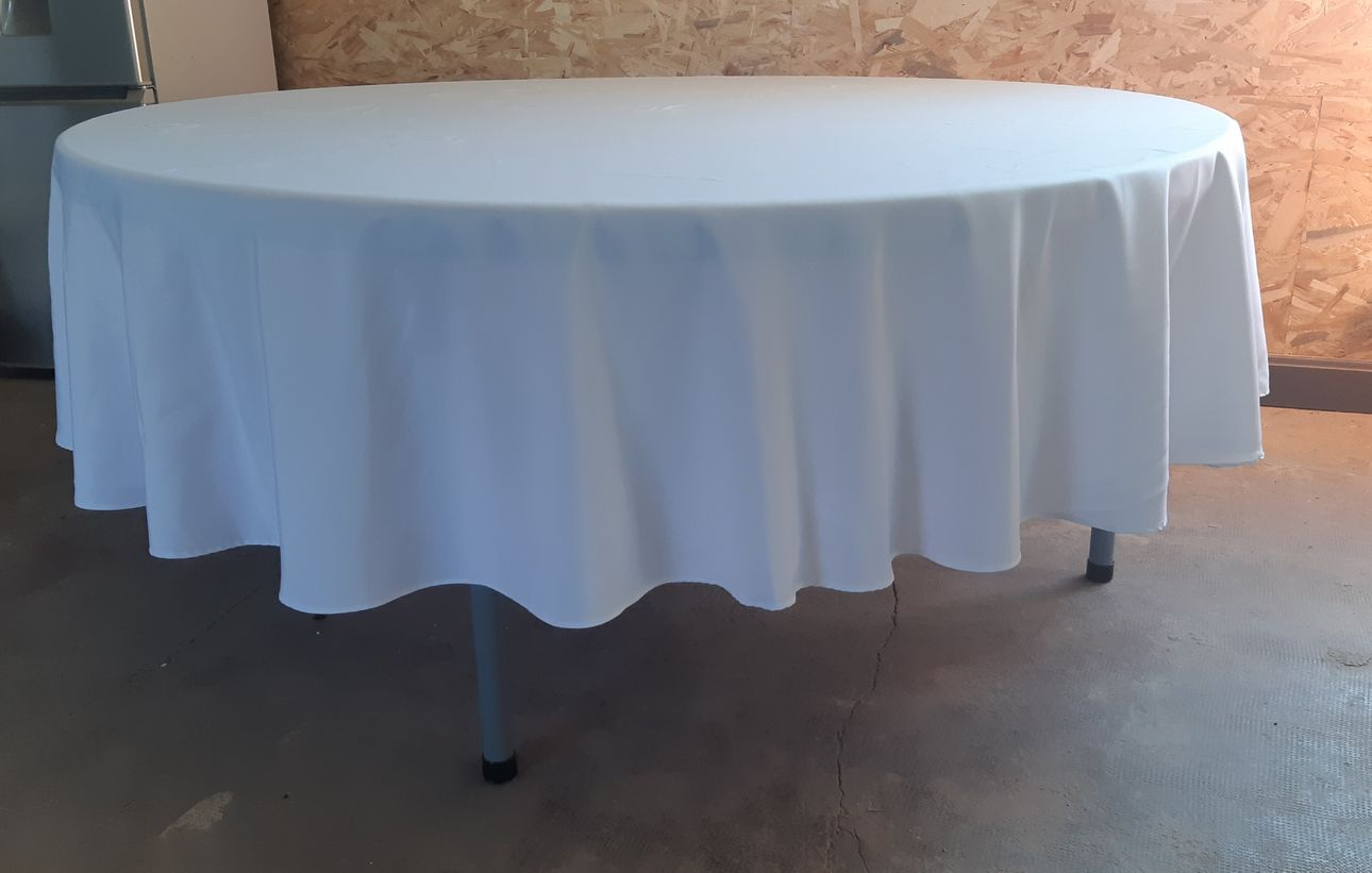 IDEES LOCATION - NAPPE RONDE 270 CM